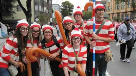 24 cheap and easy diy group costumes for halloween
