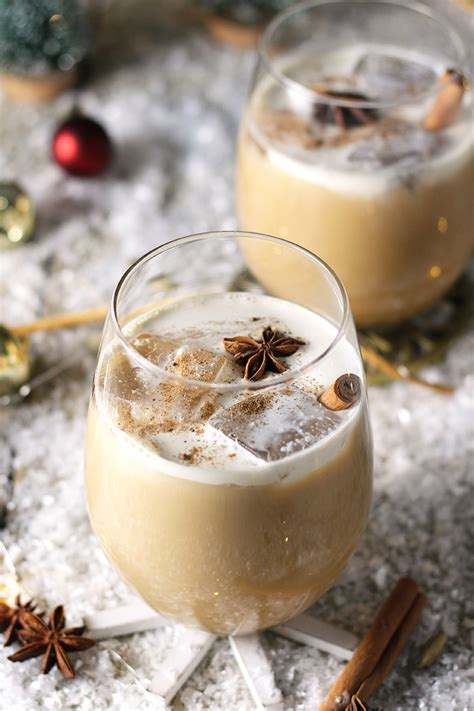 The closest thing i can find to a classic advocates 2 parts vodka, 2 parts coffee liqueur and 1 part heavy cream or 2:2:1. Dirty Chai White Russian   Modern Farmhouse Eats