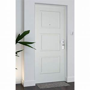Porte d39entree blindee pour appartement fichet spheris s for Porte blindée pour appartement
