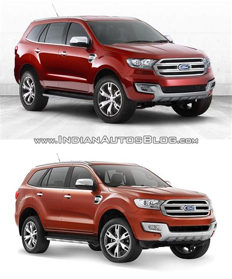Ford Everest 2018 Concepthtml Autos Weblog