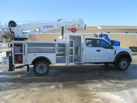 electric truck for sale 2017 ford f 550 service utility truck for sale garner