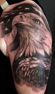 American Eagle Tattoo Shoulder | www.pixshark.com - Images ...