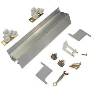 Patio Door Locks Menards pocket door hardware pocket door hardware rollers home depot