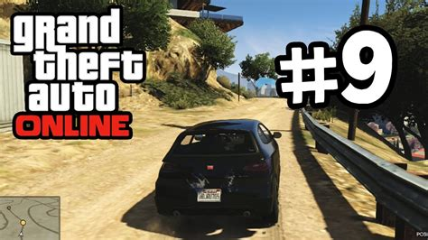 Grand Theft Auto Online Part 9 Gameplay Walkthrough