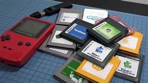 Weirdness: A Twitter client for the original Game Boy ...