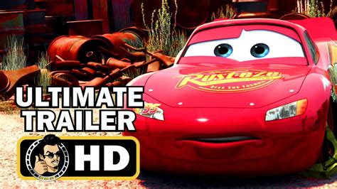 Cars Trilogy Ultimate Trailer Compilation (2006-2017