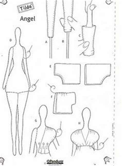 NEW 377 TILDA DOLL PATTERN FREE | doll pattern