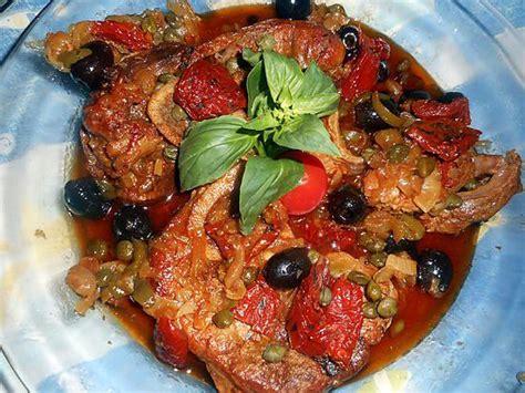 cuisine cretoise recettes recette de jarret de veau a la crétoise