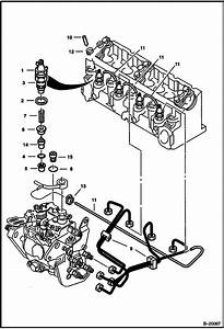 Bobcat 751 Fuel System Diagram