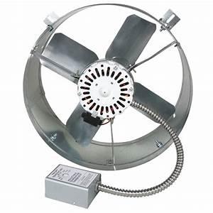 Plug In Attic Fan