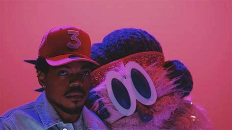 chance  rapper drops video   drugs