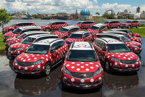 disney world minnie vans orlando airport popsugar family