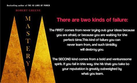 Robert Greene Mastery Book Quotes