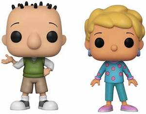 NickALive Funko Unveils 39Doug39 Pop Figures NYTF 2018