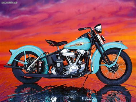 Harley Davidson Motorcycles Photos
