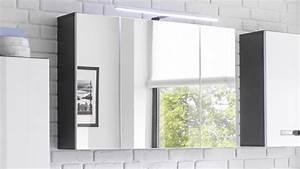 Led Beleuchtung Für Möbel : spiegelschrank manhattan in grau mit led beleuchtung f r bad ~ Bigdaddyawards.com Haus und Dekorationen