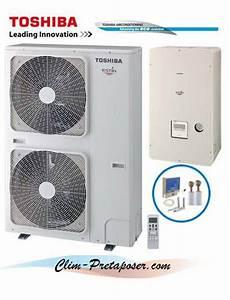 Pac Air Eau : une large gamme de pompe a chaleur air eau sur clim ~ Melissatoandfro.com Idées de Décoration