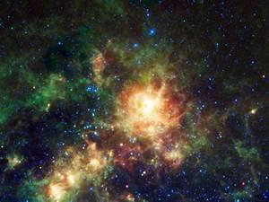 NASA - WISE Spies the Tarantula Nebula
