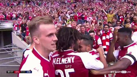 Chelsea vs Arsenal - Community Shield 2017 - Highlights ...