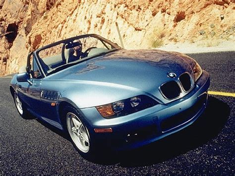 Bmw Z3 Roadster 2.8 New Car Review