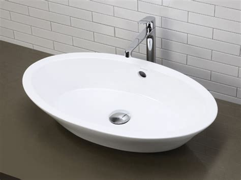 vessel sink with overflow white large deep oval ceramic vessel sink with overflow