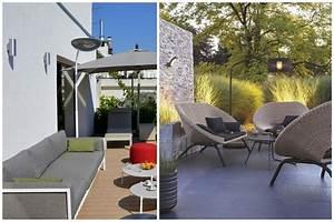 Lampadaire Exterieur Terrasse : 11 luminaires pour l 39 clairage de votre terrasse ou de vote balcon ~ Teatrodelosmanantiales.com Idées de Décoration