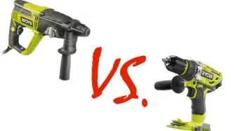 Hammer Drill Vs Cheap Sds+ Rotary Hammer Drill Youtube