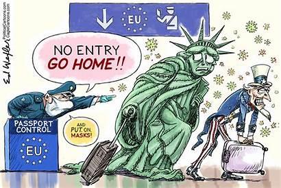 Cartoon Editorial Cartoons July Politicalcartoons Entry Wexler