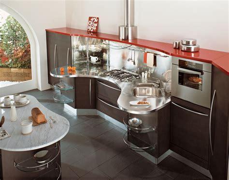 line kitchen design кухня 2012 интересные дизайнерские решения 5902