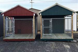 Large dog kennels for sale cheap breed dogs spinningpetsyarn for Best dog kennels for sale