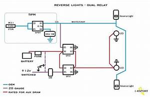 Switchable Aux Reverse Lights - Schematic Feedback Requested - Jk-forum Com