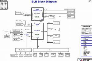 Toshiba Satellite L655  L750  L755 Schematic Quanta Blb