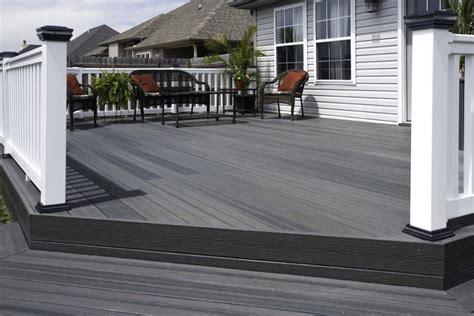 multi colored composite deck ideas google search home