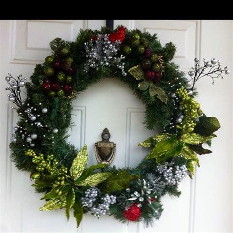 do it yourself wreath do it yourself wreath christmas pinterest