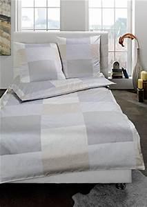 Bettwäsche Grau 155x220 : kuschelige bettw sche aus satin grau 155x220 von estella bettw sche ~ Frokenaadalensverden.com Haus und Dekorationen