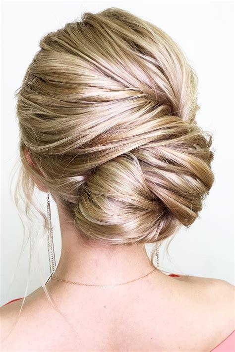 simple updos wedding hairstyles  brides koees blog