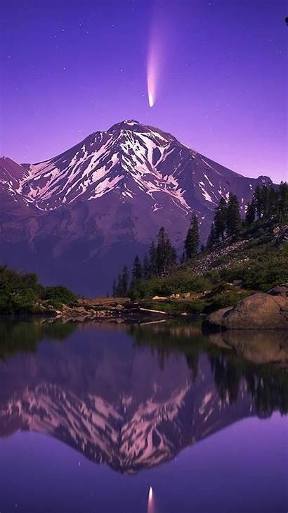 Iphone Shasta 4k Mount Mt Nature Seen