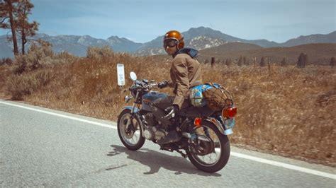 road trip moto road tripping on a motorbike