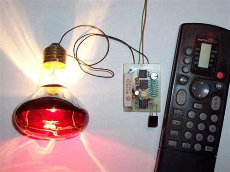 Wireless Controlled Lightdimmer Using Picf