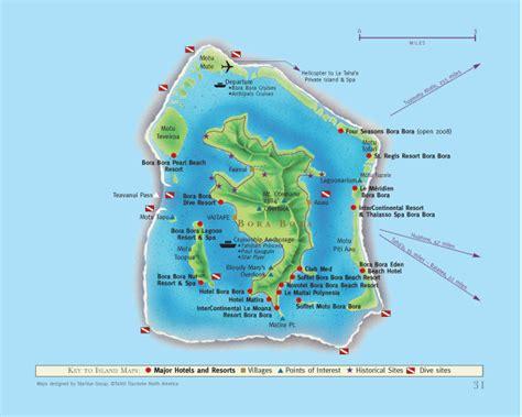 Bora Bora Map Monde by Bora Bora Map Www Pixshark Images Galleries With A