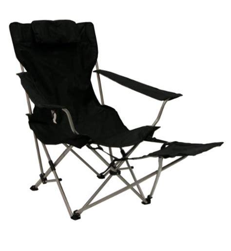 Reclining Folding Chair With Footrest by Folding Armrest Chair With Footrest Onsale