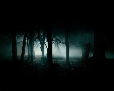 ghost hunting theories outdoor hauntings