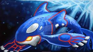 kyogre images