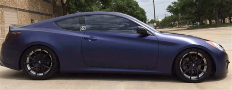 nightshade midnight blue pearl genesis paint with pearl