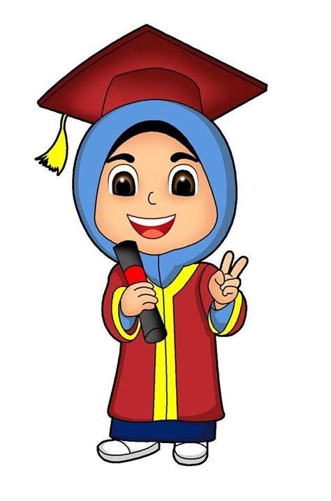 anime muslim wisuda 519 best muslim images on muslim doodle