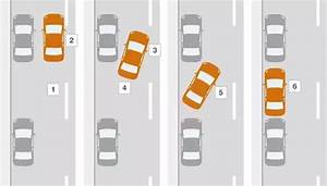 Parallel Parking Diagram With Cones