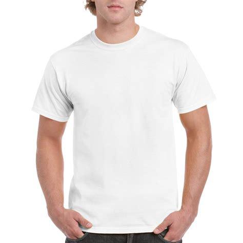 kaos polos putih ukuran ml kaos oblong lengan pendek combed 20s putih indos kaos polos