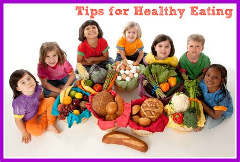 nutrition tips   child  special