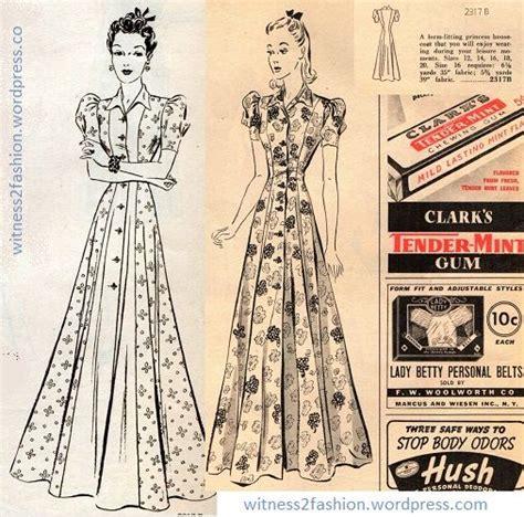 1930s-1940s | witness2fashion | Fashion, 1930s fashion, 1940s