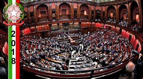 elezioni  ecco  cambiato il parlamento italiano